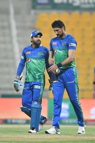 Azhar Mahmood said Sohail Tanvir is one of the most in-demand players for T20 leagues