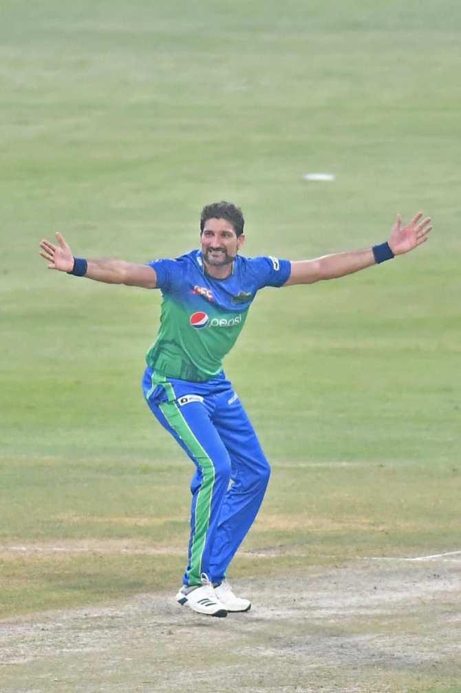 Sohail Tanvir said Mohammad Rizwan and Sohaib Maqsood were exceptional in the batting department