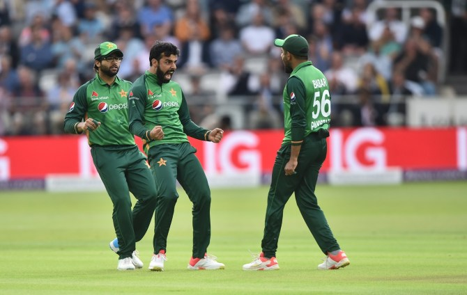 Pakistan spinner Shadab Khan said people don't see how much effort he puts into his batting and bowling