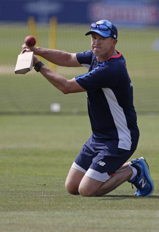 Andy Flower said Mohammad Rizwan leads from the front