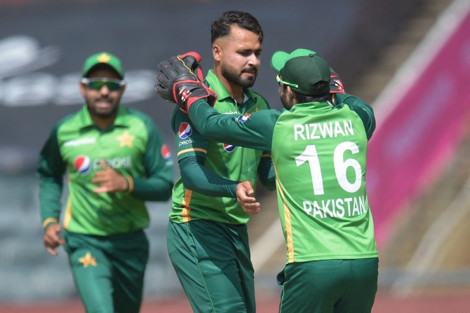 Mohammad Wasim said Mohammad Wasim Junior was preferred over Faheem Ashraf due to his pace and big shots