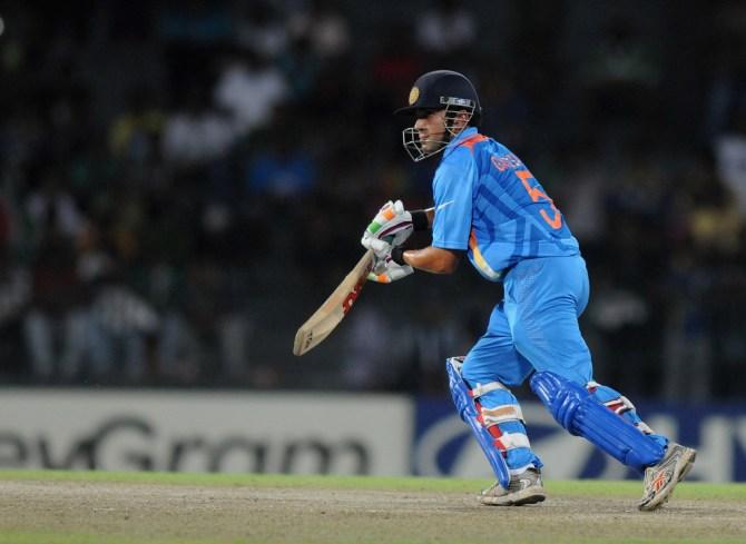 Former India opener Gautam Gambhir said Pakistan seamer Haris Rauf is a raw pace bowler