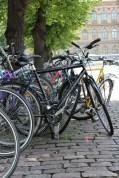 Bikes in Helsinki