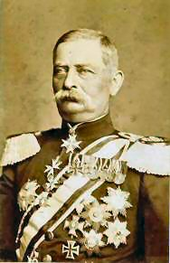 General von Kemeke   (David Plant collection)