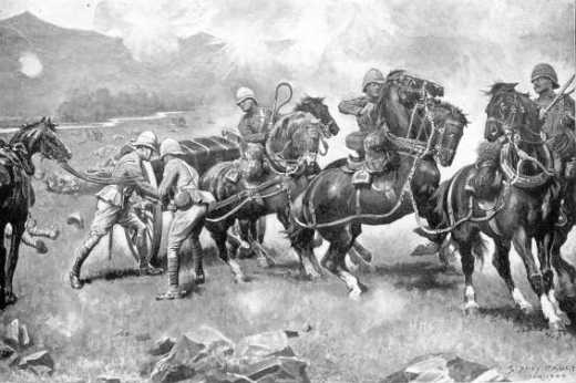 The British Army and the Second Boer War  | Battlefield
