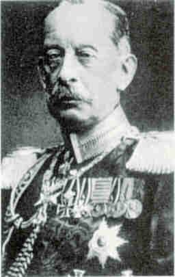 Alfred, Graf von Schlieffen  (1833-1913) who inherited Moltke's Legacy