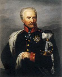 Prince, Field–Marshal Gebhard von Blücher