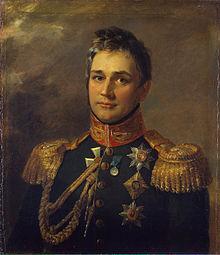 Mikhail Semenovich Vorontsov