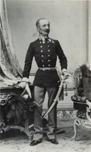 August Ludwig Ritter von Benedek   (Heeresgeschichtliches Museum Vienna)