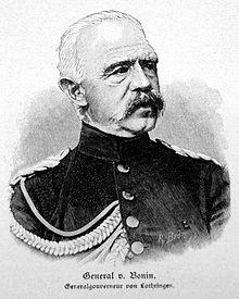 General von Bonin