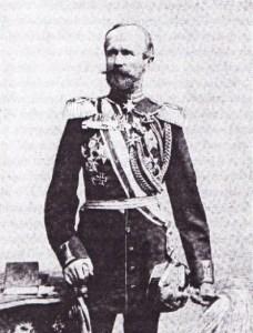 Count Hohenlohe–Ingelfingan.