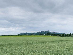 Laon as seen from Athies-sous-Laon