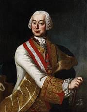 Field Marshal Graf von Daun.