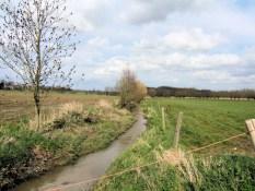 (E) Marollebeek - looking east