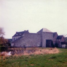 These photos are of the outskirts of the village of Tongrinnes, looking from the French side near the Ligny stream. This area had just started to be developed when we were there.