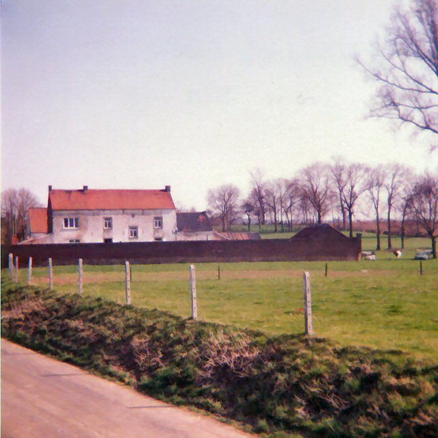 The farm at Bussy.