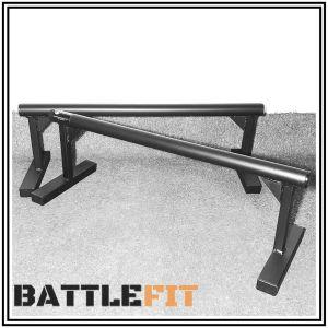 Beginner Parallette Calisthenics Battlefit workout