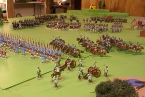 Sollenian artillery deploys