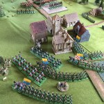 The Battle of Sawmill Village