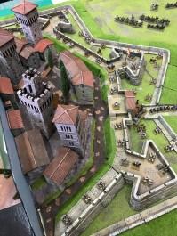 Siege of Girona 1796 (15mm) by Crawley Wargames Club