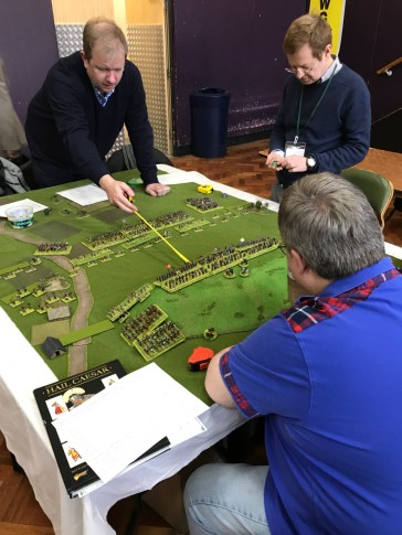 Crug Mawr 1136 by North London Wargame Group