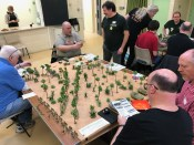 Come and Have a Go if You Think You're lard Enough Chain of Command action