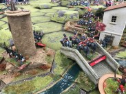 The Old Guard: Battle of Vimiero using Commands & Colors in 28mm.
