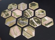 The feature hexes