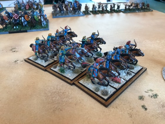 Byzarbian horse archers