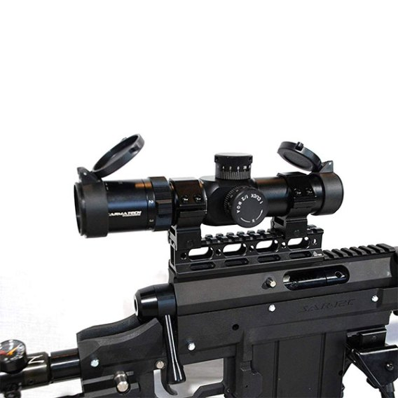 Carmatech Supremacy Scope mounted