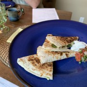 cheese quesadilla Mexican food Kent Ohio