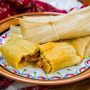 tamales Mexican dish The Battleground Kent Ohio
