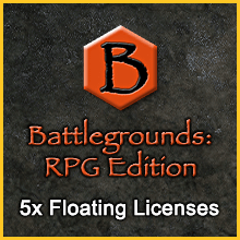 BRPG Floating License 5-Pack