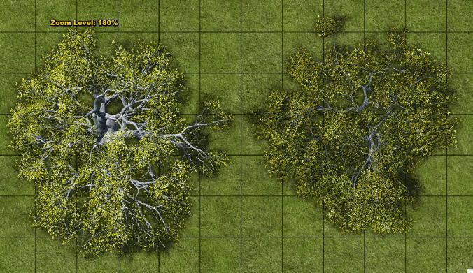 Tree Pack Sample 1