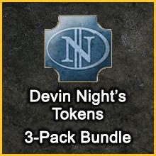 Devin Night's Tokens 3-Pack Bundle