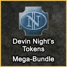 Devin Night Token Pack Mega-Bundle (Packs #21-47)