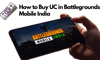 How to Buy UC in Battlegrounds Mobile India