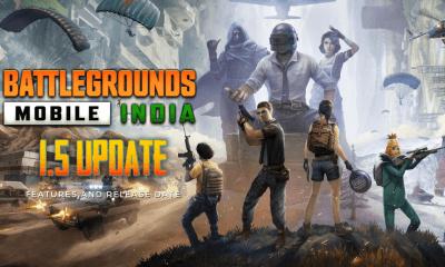 Battlegrounds Mobile India [BGMI] 1.5 Update