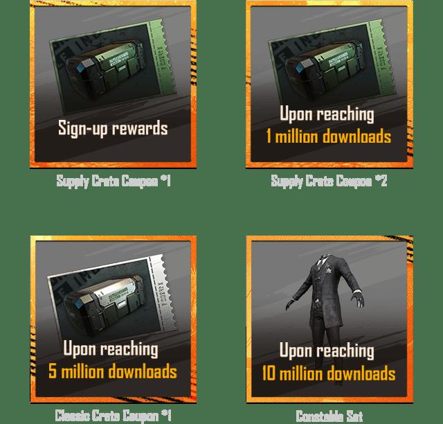 Battlegrounds Mobile India Official Version Launch Rewards