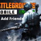 How to Add Friends in BGMI