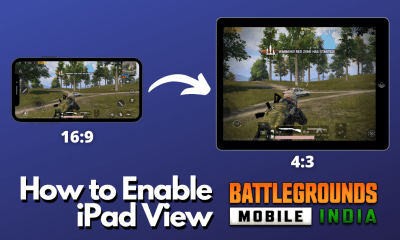 How to Enable iPad View in BGMI
