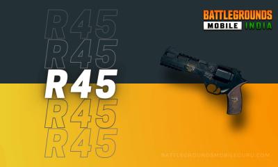 BGMI R45 Weapon