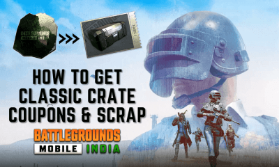 How to Get Classic Crate Coupons in BGMI