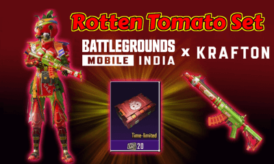 How to Get Rotten Tomato Set in BGMI