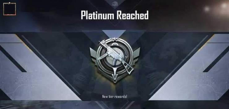 Platinum - How to Get DeadEye Title in BGMI