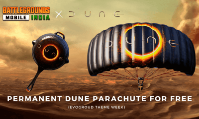 How to Get Permanent Dune Parachute in BGMI