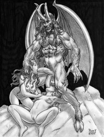 incubus demon sex