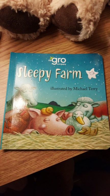 gro clock book