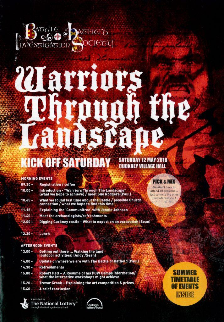 Kick Off Saturday