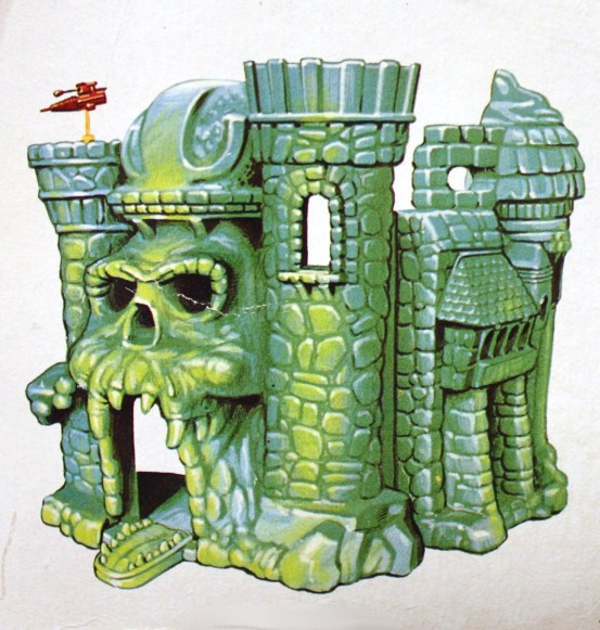 Castle Grayskull Cross Sell Best